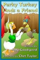 Perky Turkey Finds a Friend